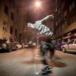 Hip-Hop Klamotten prägen das Straßenbild